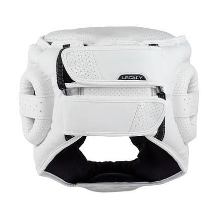 Боксерский шлем Bad Boy Pro Legacy 2.0 White M, фото 2