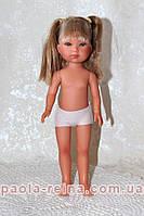 Кукла Карлотта, D-701, без одежды, 28 см