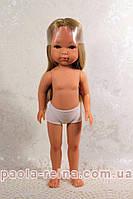 Кукла Карлотта блондинка без челки, CAR-D723, 28 см