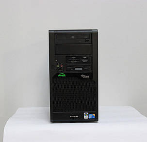 Fujitsu P7935 Tower / Intel Core 2 Duo E8500 (2 ядра по 3.16GHz) / 8 GB DDR2 / 250GB HDD, фото 2
