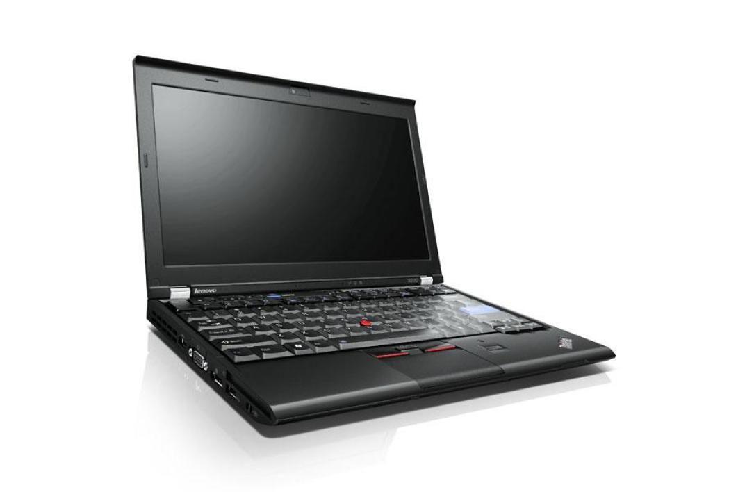 "Lenovo Thinkpad X220 / 12,1"" / Intel Core i5-2520M / 4 GB DDR3 / 160GB SSD / Intel HD Graphics 3000"