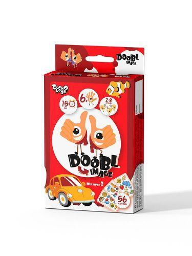 "Настольная игра ""Doobl image mini: Multibox 2"" рус DBI-02-02"