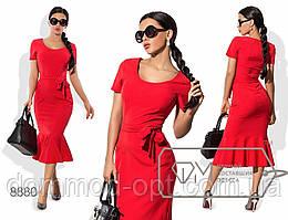 Жіноча сукня Модель №5651-2 (р. 42-44)