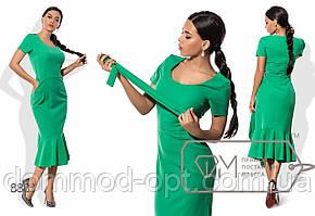 Жіноча сукня Модель №5651-4 (р. 42-44)