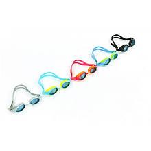 Очки для плавания SEALS OK-87 (пластик, силикон, цвета в ассортименте)