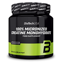 Креатиновый комплекс 100% Creatine Monohydrate - 500g (Jar) - Biotech