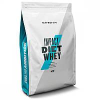 Коктейль для похудения Impact Diet Whey - 2500g Natural Vanilla (Натуральная Ваниль) - MYPROTEIN