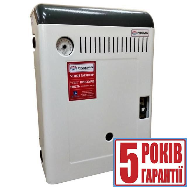 Газовый котел Проскуров АОГВ-7У (парапетный,двухконтурный)