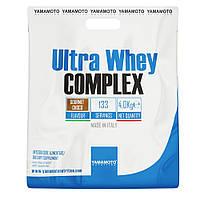 Комплексный протеин Ultra Whey Complex - 4000g Vanilla Cream (Ванильный крем) - Yamamoto Nutrition