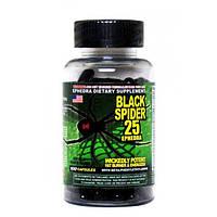 Жиросжигающий комплекс Black Spider - 100caps - Cloma Pharma