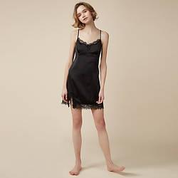 Рубашка ночная женская Black lace PJM (S)