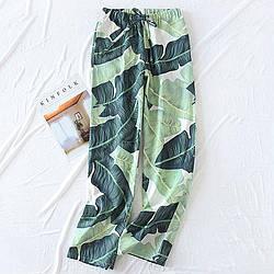 Штаны домашние женские Леса Амазонии Berni Fashion (M)