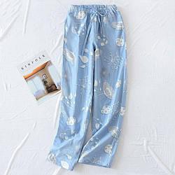 Штаны домашние женские Летний бриз Berni Fashion (M)