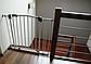 Детские ворота безопасности Maxigate (73-82см) Высота 107 см, фото 2