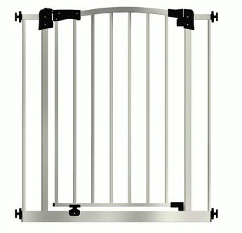 Дитячі ворота безпеки Maxigate (83-92см) 107см висота
