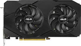 Видеокарта Asus GeForce GTX 1660 Super Dual EVO OC 6GB GDDR6 (DUAL-GTX1660S-O6G-EVO) (6524115)
