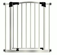 Дитячі ворота безпеки Maxigate (73-82см) висота 107