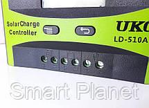 Контроллер для Солнечной Батареи Панели на 10А, фото 3