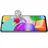 Защитное стекло Nillkin (H) для Samsung Galaxy A41, фото 4