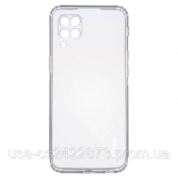 GETMAN TPU чехол GETMAN Clear 1,0 mm для Huawei P40 Lite