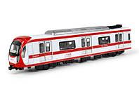 Поїзд MS1525N (Червоний)