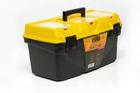 Ящик для инструмента СИЛА Мастер 13 315х180х130 мм 043243, КОД: 1695730