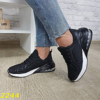 Женские черные кроссовки , хит продаж, sp -2244, фото 1