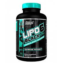 Жіросжігателя LIPO-6 BLACK HERS 120 рідких капсул
