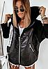 Женская куртка свободного фасона большого размера, с 42-82 размер