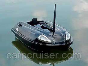 Кораблик для рыбалки Carp Cruiser Boat -XL-F7 с эхолотом Lucky FFW718 длякарповой ловли с нижним сбросом