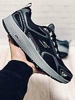 Кроссовки Мужские Skechers (Скечерс) Go Run Consistent,Original,Black/Grey
