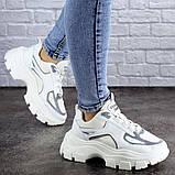 Женские кроссовки Fashion Mateo 2061 36 размер 22,5 см Белый, фото 2