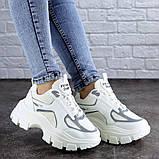 Женские кроссовки Fashion Mateo 2061 36 размер 22,5 см Белый, фото 5