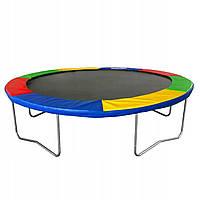 Накладка для пружин (защитный край) для батута Springos 12FT 366-369 см Multicolor