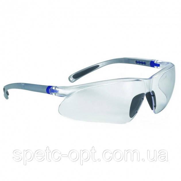 Захисні окуляри Univet 506. Окуляри захисні Univet. Удароміцні, покриття проти запотівання та подряпин.