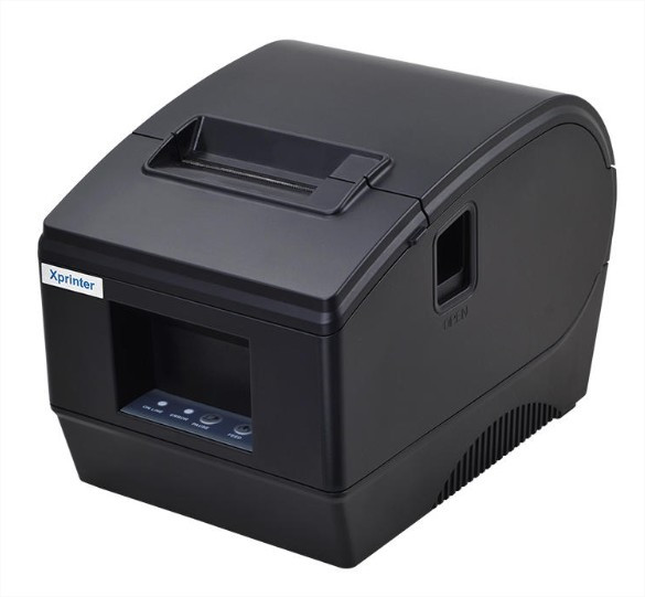 Принтер етикеток, термопринтер штрих кодів, QR кодів Xprinter XP-236B 60mm