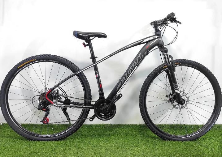 Горный велосипед Azimut Nevada 29 D Черно-белый