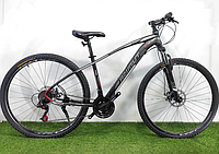 Горный велосипед Azimut Nevada 29 D Черно-белый, фото 1