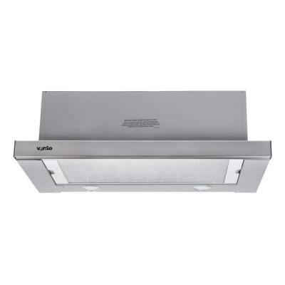 Вытяжка кухонная VENTOLUX GARDA 50 INOX (750) SMD LED