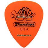 Медиатор Dunlop 462R.60 Tortex TIII Standard 0.60 mm, фото 2
