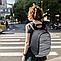 """XD design Рюкзак антивор городской  Bobby Compact 14"""", Zebra (P705.651), фото 6"""