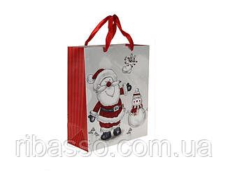 "Пакет бумажный ""Santa Claus"""