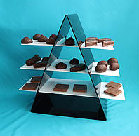Пирамида для фуршета, шведского стола, фото 1