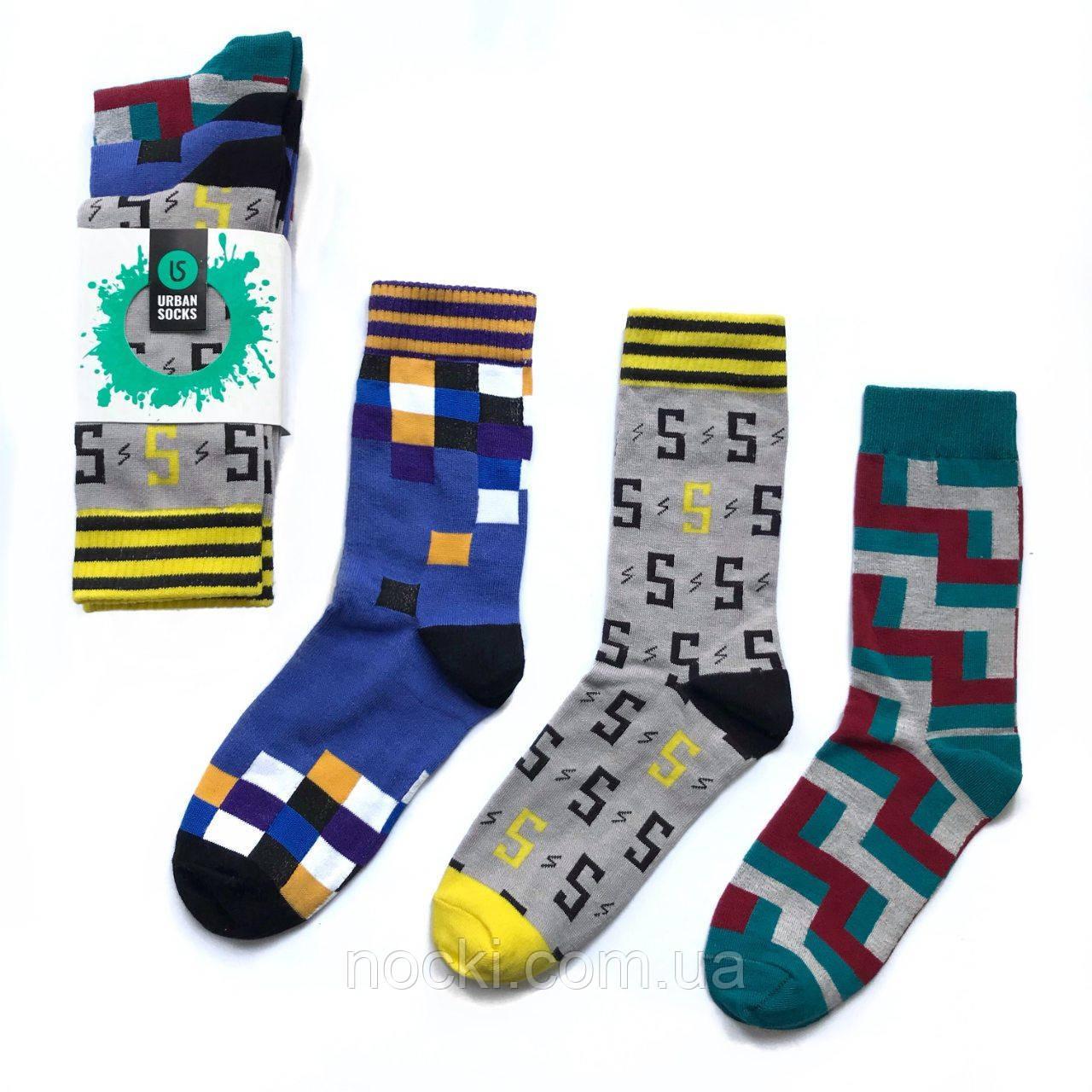 Стильные носки URBAN SOCKS 36-39  Unique