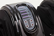 Массажер для ног Zenet ZET-763 роликовый с компрессией для стоп, голеней и икр, фото 4
