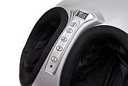 Массажер для ног и ступней Zenet ZET-762 роликовый, компрессионный с прогревом, фото 3