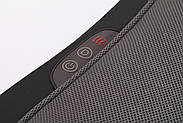 Массажная подушка для спины Zenet ZET-827 массаж позвоночника, фото 3