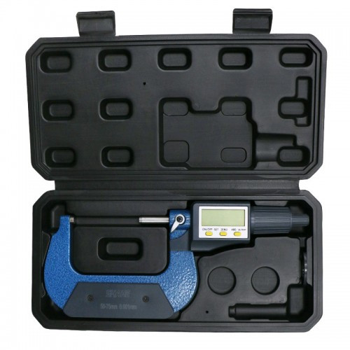 Мікрометр гладкий (50-75мм/0,001 мм) PROTESTER 5202-75