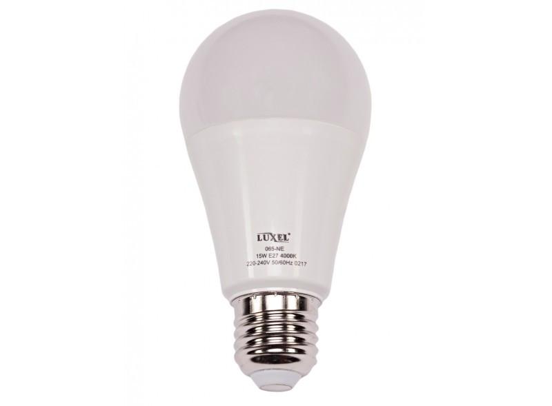 Светодиодная лампа A60 12W 220V E27 Luxel
