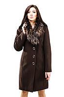 Зимнее пальто из качественного и мягкого кашемира размеры 42,44,46,48,50,52,54